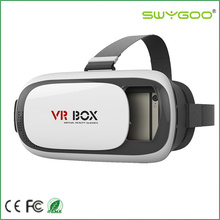 Full HD 1080p 3d vr glasses virtual reality for 3D movies,3D game VR Box for smartphone