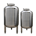 Factory Price 5000litre Stainless Steel Storage Tank for storing Cooking Oil