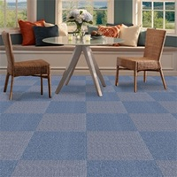 Environmental Fireproof Conference Room Carpet Tile