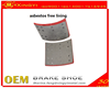 R90 certified truck accessories brake lining 4515 asbestos free lining