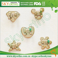 orthodontic supplies cartoon fashion bracket