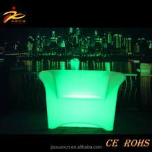 single seat table ball led bar chair for coffee shop mobile bar counter