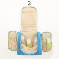 Multi function Portable Waterproof Hanging Toiletry Cosmetic Travel Organizer Bags