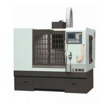 high speed metal working 5-axis cnc milling machine