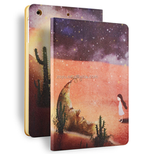 color printing pu leather case for ipad mini 1 2 3 trendy designs within reasonable prices