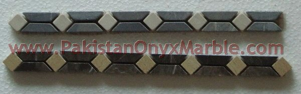 EXPORT QUALITY MARBLE MOSAIC BOARDERS