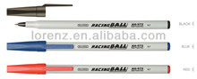 AH572 polymer clay tools RACING ball point pen