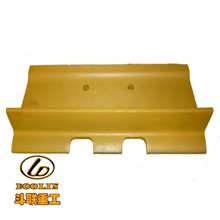 Chain link and 55mm to 256.6mm bulldozer excavator steel track pads for sale with best service low price
