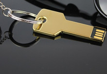 lanyard with metal key USB disk/usb flash driver