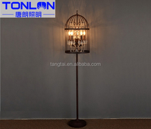 Wholesale Cheap Hot sale luxury crystal globe pendant lamp