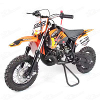 49cc 2 Stroke Mini Dirt Pit Bike Off Road Motorcycle Water Cooled