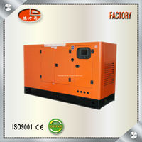 Silent Diesel Power Cummins Electric Generator CE Approved