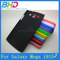 Smooth pure plastic case for samsung i9152