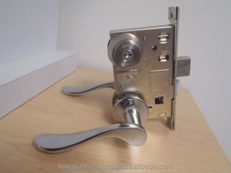 MIWA Mortise Lock