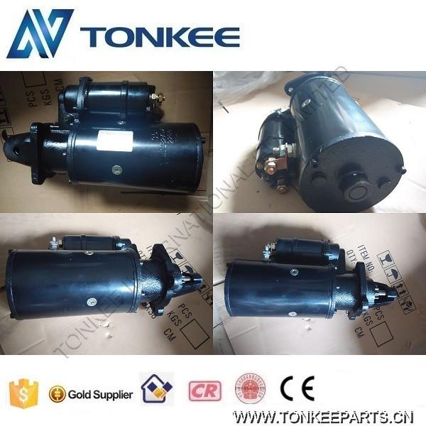 Weichai Starter 612600090117 (5)P01