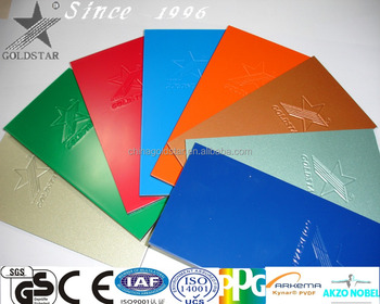 building materials interior wall paneling 4x8 ceiling panels Aluminum composite panel
