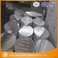 high quality anodized aluminum circle