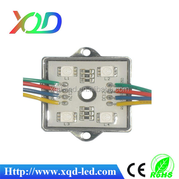 32*32 4 chips led module 5050 SMD back light pixel c for signage made in China