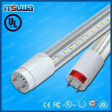 5 years warranty cheaper price dlc listed 18W t8 led tube equal 36W old flouscent light