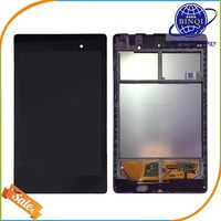 for Google Nexus 7 lcd screen and digitizer assembly with frame