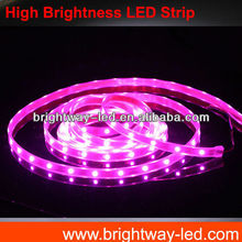 2014 Best price 5050 30leds/m addressable rgb led strip light IP68