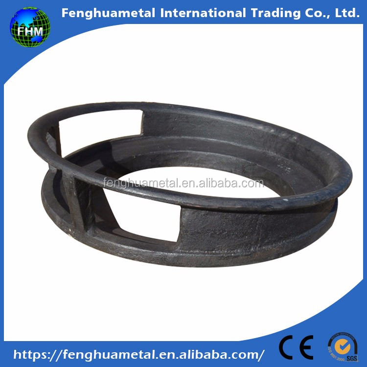 Popular High Quality Cast Iron Wok Ring