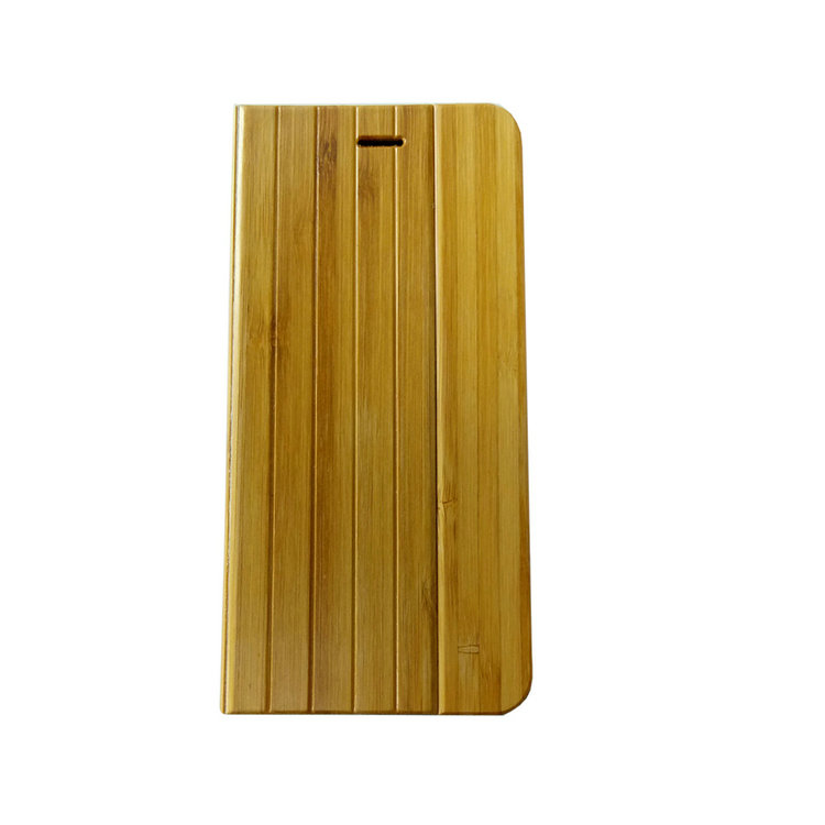 Wholesale mobile phone case for iPhone 7 case 4.7 inch leather bamboo wood phone case