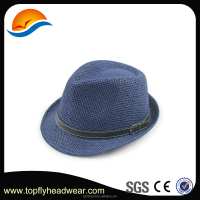 Custom blank mesh bucket hats with leather buckle ,Popular promotional bucket hats/cap for headwear