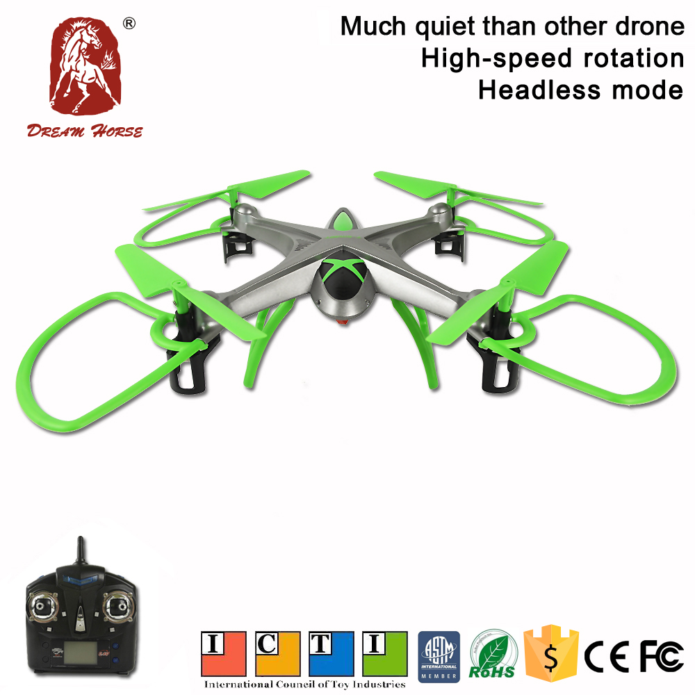 Wholesale 2.4G 4ch RC Quadcopter Ufo Passenger Plane Model With HD Camera