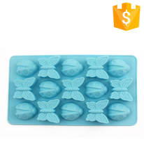 Christmas promotion gift silicone cake mould cookie cup silicone chocolate cup mould