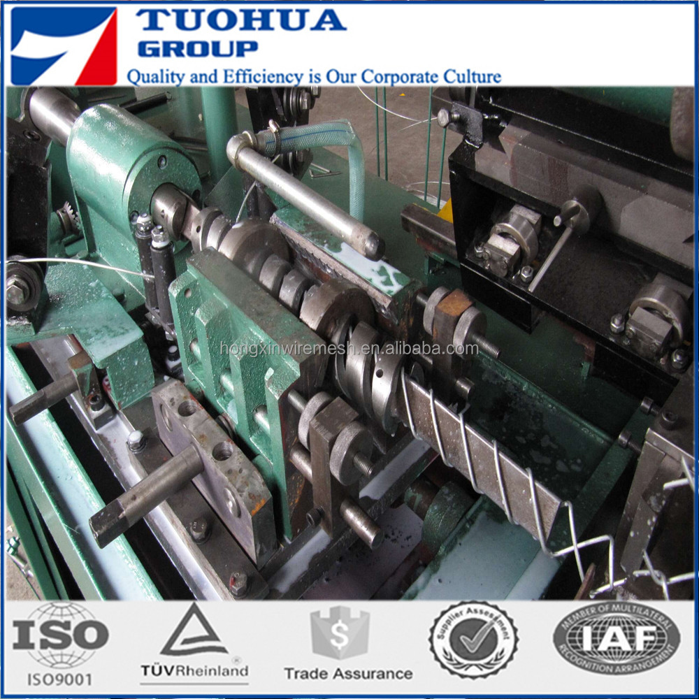 Automatic wire fence making machines / Automatic chain link fence machine (hot sale)