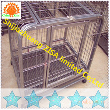 Wire Folding Pet Crate large steel dog cage
