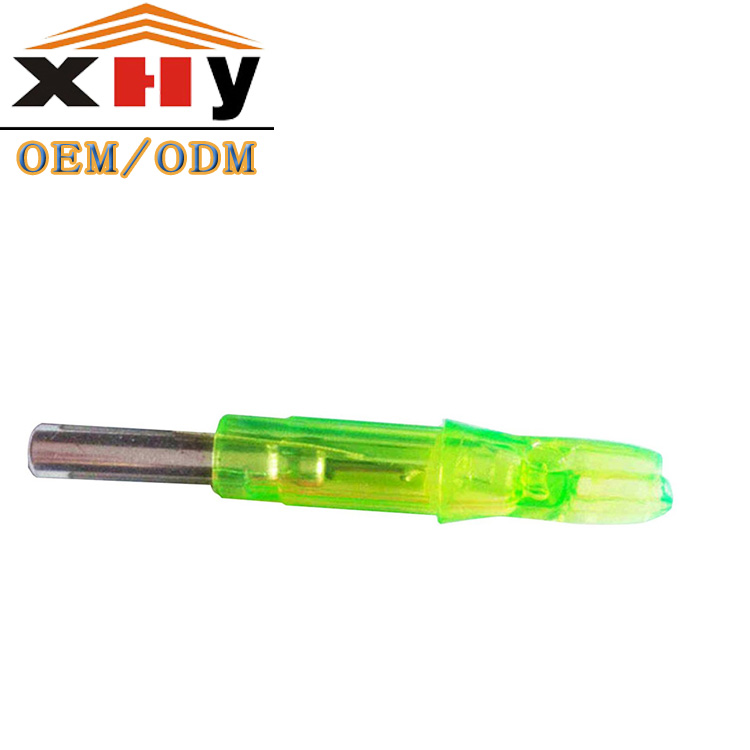 Archery Lighted Arrow Nocks ID6.2mm For Crossbow And Compound Bow From China Supplier