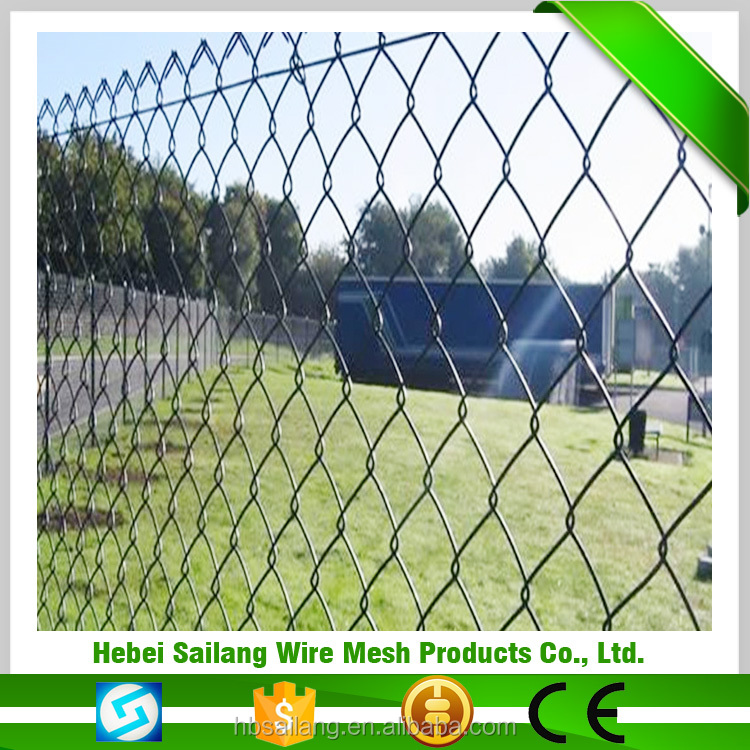 11 1/2 gauge 48 inch high chain link fence prices latest products in market