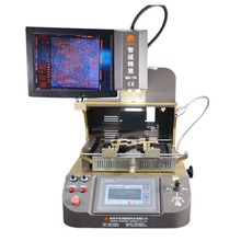 High-tech used bga rework station WDS-720 iphone motherbaord with optical alignment system for smd reworking