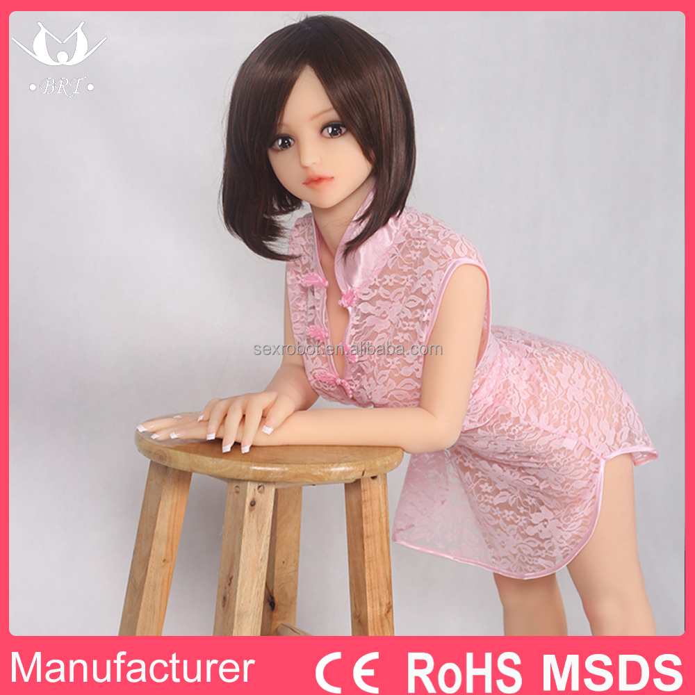 136cm realistic sex doll full silicone lady boy sex toy for men real sex with CE MSDS