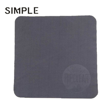 Custom logo print microfiber lens laptop screen cleaning cloth