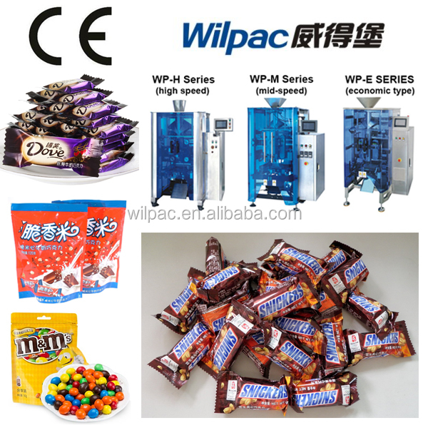 2016 HOT Chocolate/Cocoa Beans Pack Pouch Processing Equipment