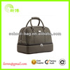 PU leather integrated fashionable golf bag