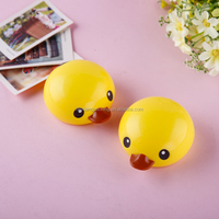 Cheap Yellow Dark Contact Lens Cases Wholesale In China ,Contact Lens box Factory directly selling