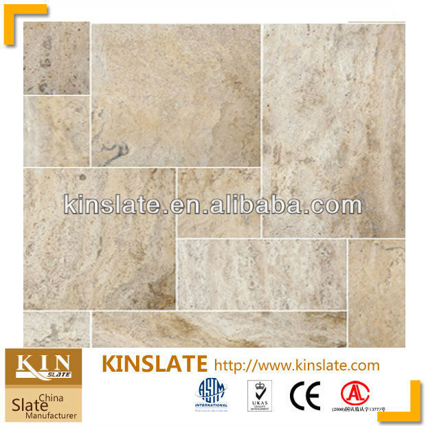 Kinslate natural Travertine marble stones