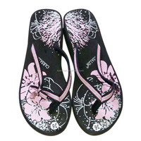 sexy flip flop sandals woman personalized slippers , lady beach eva flip flops