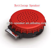bottle cap speaker,bottle cover speaker for iphone MPS-539