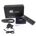 2017 Cheapest Android TV Box A95X Kobi Android TV Box A95X R1 RK3229 1GB 8GB