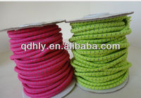 Strong elastic Bungee cord colored