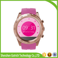 new item andriod bluetooth smart watch ip68 smart watch wifi wrist watch cell phone