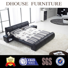modern leather bed DH812