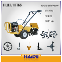 soil cultivation machine HRT 65 NEW diesel motocultor