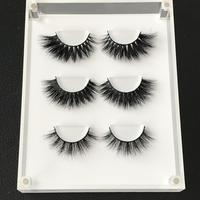 1level font b False Eyelashes Packing Box Clear Transparent
