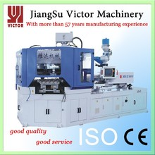 Low cost new plastic vertical injection moulding machine for sale China
